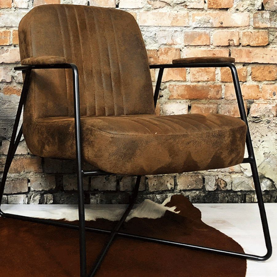 Luxe fauteuil Lois