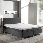 Boxspring Ultra Comfort Antraciet-100726263